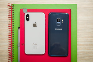 Apple iPhone XS / Max vs Samsung Galaxy S9 / S9+ | Iringd